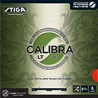 StigaラバーCalibra LT Soundオプション2, 0mm、ブラック