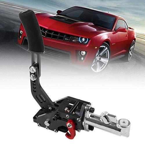 T&Tsport サイドブレーキを油圧式に! 汎用 高剛性 ハンドブレーキ パーキングブレーキ ドリフト・スピーンターン・ジムカーナラリー 競争車両 ブラック