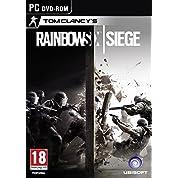 Tom Clancy's Rainbow Six Siege (PC DVD) (輸入版)