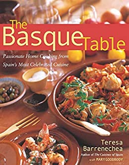 The Basque Table by [Barrenechea, Teresa]