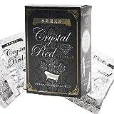 高濃度水素浴 Crystal Red 入浴用 日本製 クリスタルバブル 水素還元浴