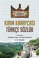 Kirim Karaycasi Türkce Sözlük