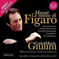 モーツァルト:歌劇「フィガロの結婚」(2枚組)