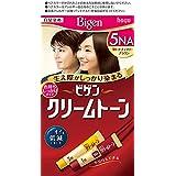 ホーユー ビゲン クリームトーン 5NA 深いナチュラリーブラウン 40g+40g (医薬部外品)