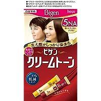 ホーユー ビゲン クリームトーン 5NA (深いナチュラリーブラウン) 1剤40g+2剤40g