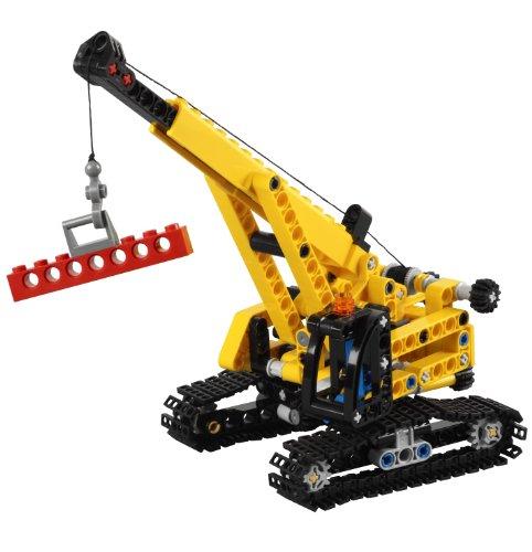 レゴ テクニック クローラー・クレーン 9391
