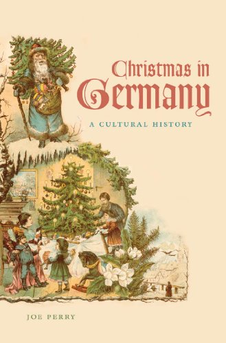 Christmas History In English.Amazon Christmas In Germany A Cultural History English
