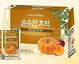 [GNM] GNM、韓国産カボチャ汁、かぼちゃエキス、よく熟した 純粋なカボチャエキス、pumpkin extract, 90ml X 30包セット、配送期間:約5日,(海外直送品)