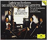 Beethoven;Late String Qrts