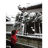 コンパル 除雪用品 雪対策 アルミ雪崩・つらら落し 伸縮式 3.0m 3.0m