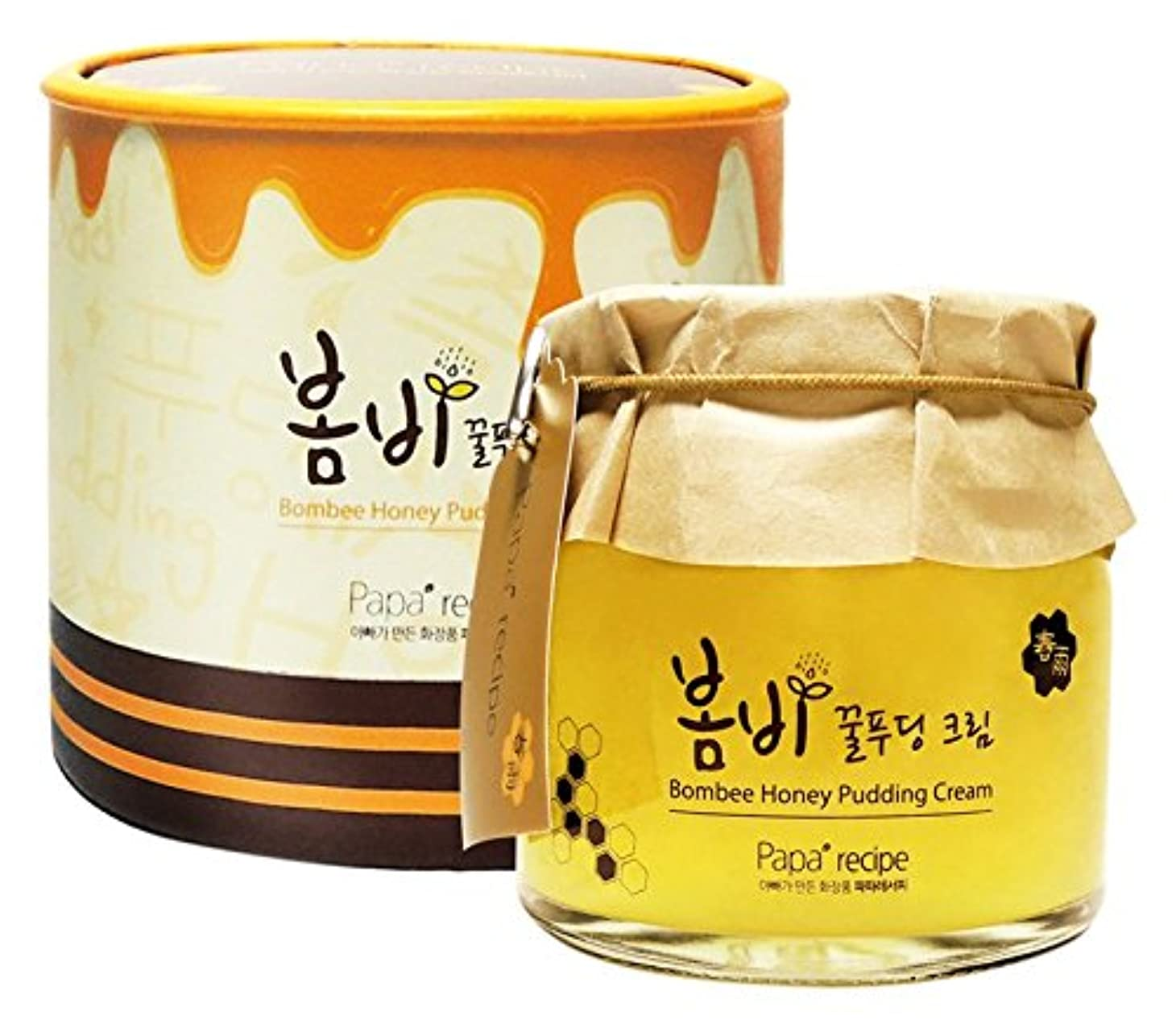 経験者定期的な平均Papa recipe Bombee Honey Pudding Cream 135ml/パパレシピ ボムビー ハニー プリン クリーム 135ml
