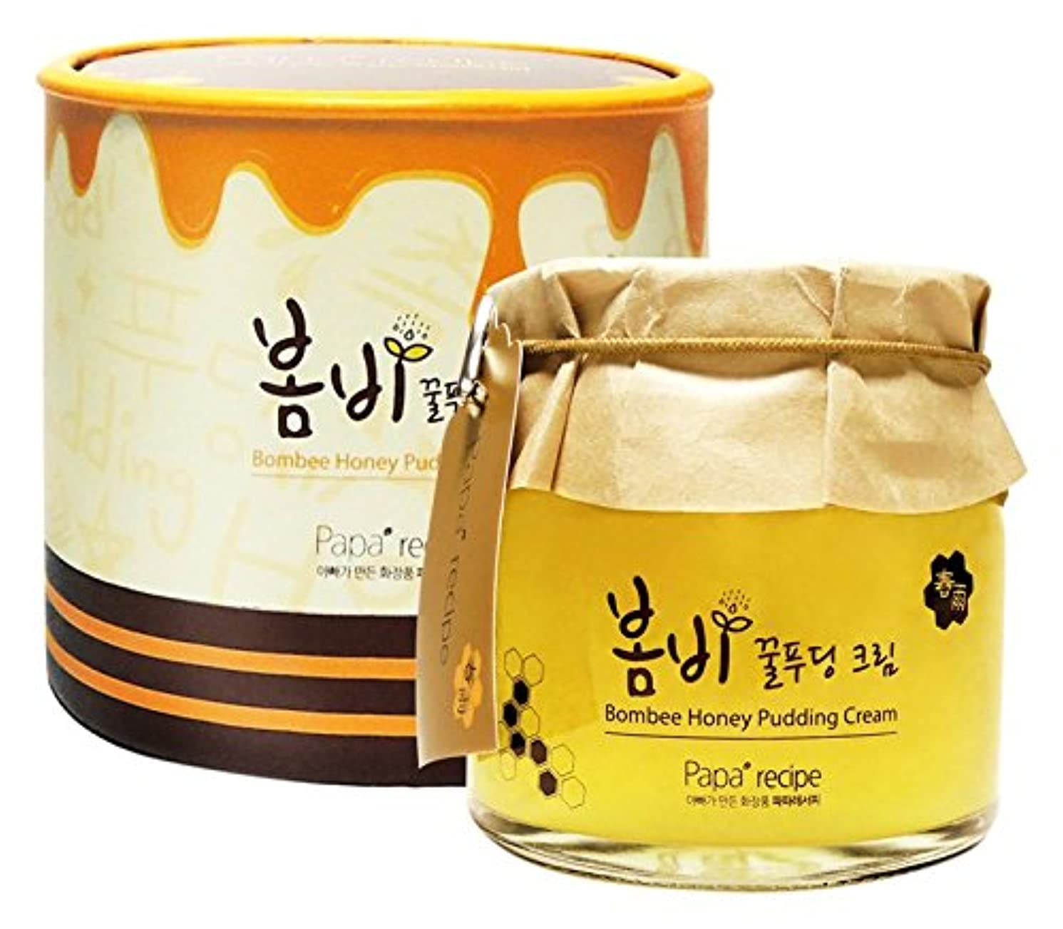 盲目モノグラフ裕福なPapa recipe Bombee Honey Pudding Cream 135ml/パパレシピ ボムビー ハニー プリン クリーム 135ml