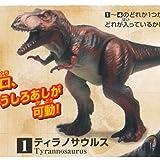 恐竜コロシアム 進撃の恐竜軍団! [1.ティラノサウルス](単品)