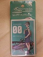 新世紀エヴァンゲリオン 新幹線 500TYPEEVA 限定 綾波レイ ICカード乗車券専用パスケース タッチアンドゴー