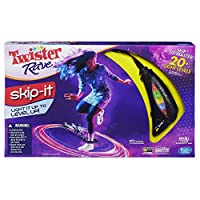 Twister Rave Skip-It Game, Black おもちゃ [並行輸入品]