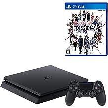 PlayStation 4 ジェット・ブラック 500GB (CUH-2100AB01) + ディシディア ファイナルファンタジー NT セット