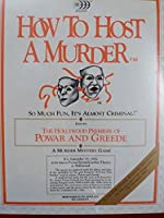 How to Host a murder-hollywood PremiereのPowar and Greede