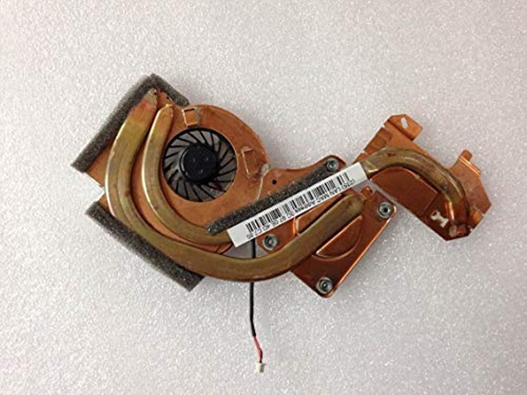 ご覧ください鍔煙(修理交換用) 適用する IBM THINKPAD T60 T60P CPU ファン 41W6407 41V9932 41W6405 41W6409