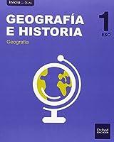 Inicia Geografía e Historia 1.º ESO. Libro del alumno. Navarra