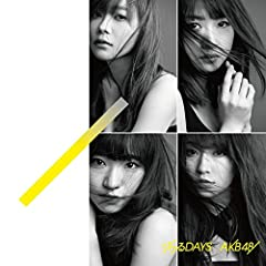 Generation Change♪AKB48カップリング選抜のCDジャケット