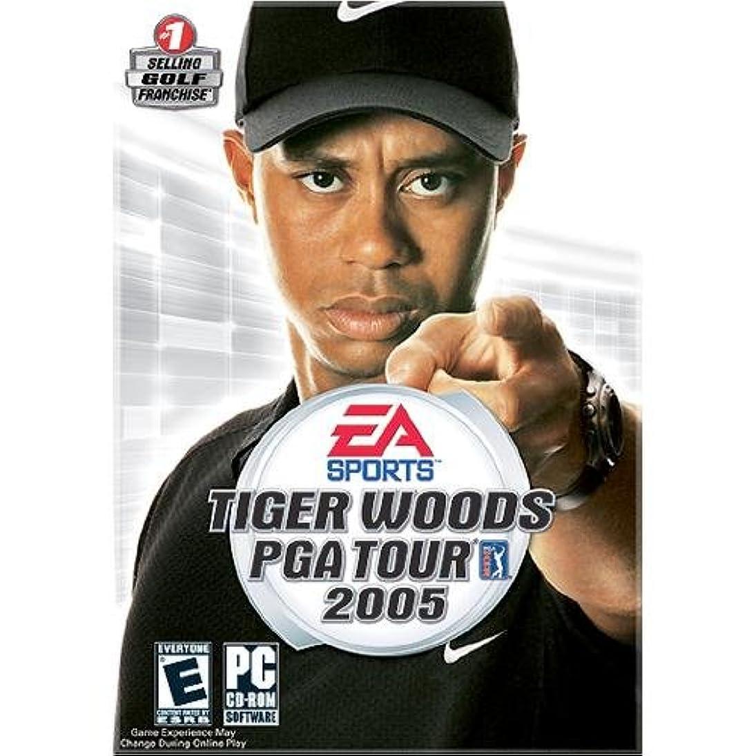 二週間紛争ボーカルTiger Woods PGA Tour 2005 (Jewel Case) (輸入版)