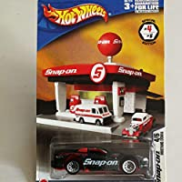Hotwheels Snap-on コラボレーション 4/6 Mustang Cobra