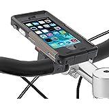 TiGRA Sport iPhone5S 自転車 バイク ホルダー 防水 防塵 耐衝撃 指紋認証 ARMOR GUARD for iPhone5S/5 【AG BIKE KIT】