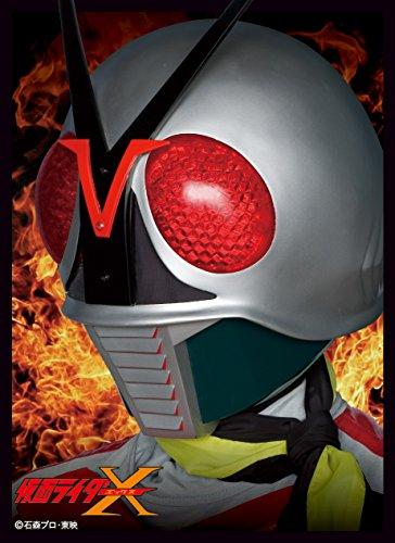 キャラクタースリーブ 『仮面ライダーX』 仮面ライダーX (EN-375)の詳細を見る