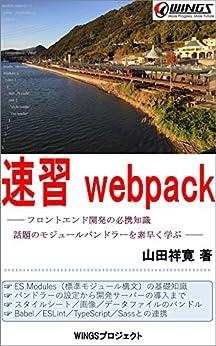 [山田祥寛]の速習webpack 速習シリーズ
