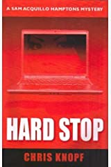 Hard Stop (Sam Acquillo Hamptons Mystery) Kindle Edition
