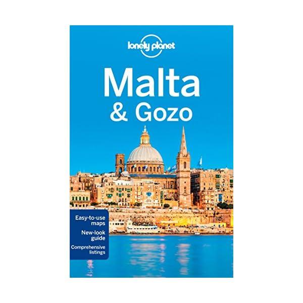 Lonely Planet Malta & Gozoの商品画像