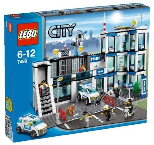 レゴ (LEGO) シティ ポリスステーション 7498