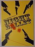 「NIGHT BALLET」劇団EXILE 舞台パンフレット 2010年KENCHI・KEIJI・TETSUYA・NAOTO