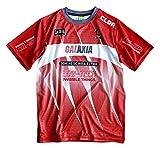 キャルデラ(CALDEIRA) メッシュ フェイス プラシャツ 「LOW-TECH」 CALDEIRA-9008 RED XL