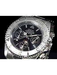 [エルジン] ELGINエ 腕時計 クロノグラフ FK1120S-BN メンズ[並行輸入品]
