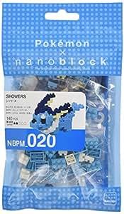 ナノブロック ポケットモンスター シャワーズ NBPM_020