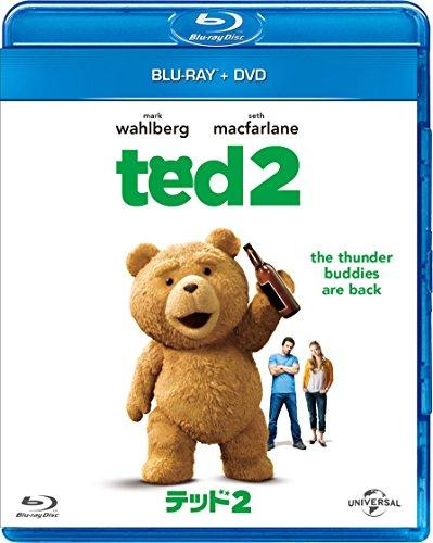 テッド2 ブルーレイ+DVDセット [Blu-ray]の詳細を見る