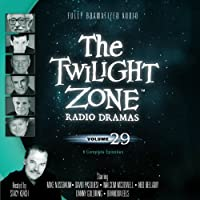 The Twilight Zone Radio Dramas Volume 29 (Fully Dramatized Audio Theater hosted by Stacy Keach)【洋書】 [並行輸入品]