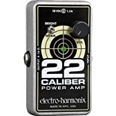 ELECTRO-HARMONIX 22 Caliber ペダルエフェクターサイズ ギターアンプ