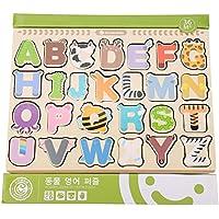 木製パズル 数字パズル 子供パズル 教育おもちゃ 赤ちゃん教育玩具 子供玩具 脳刺激玩具 ウッド製 耐久性(02)