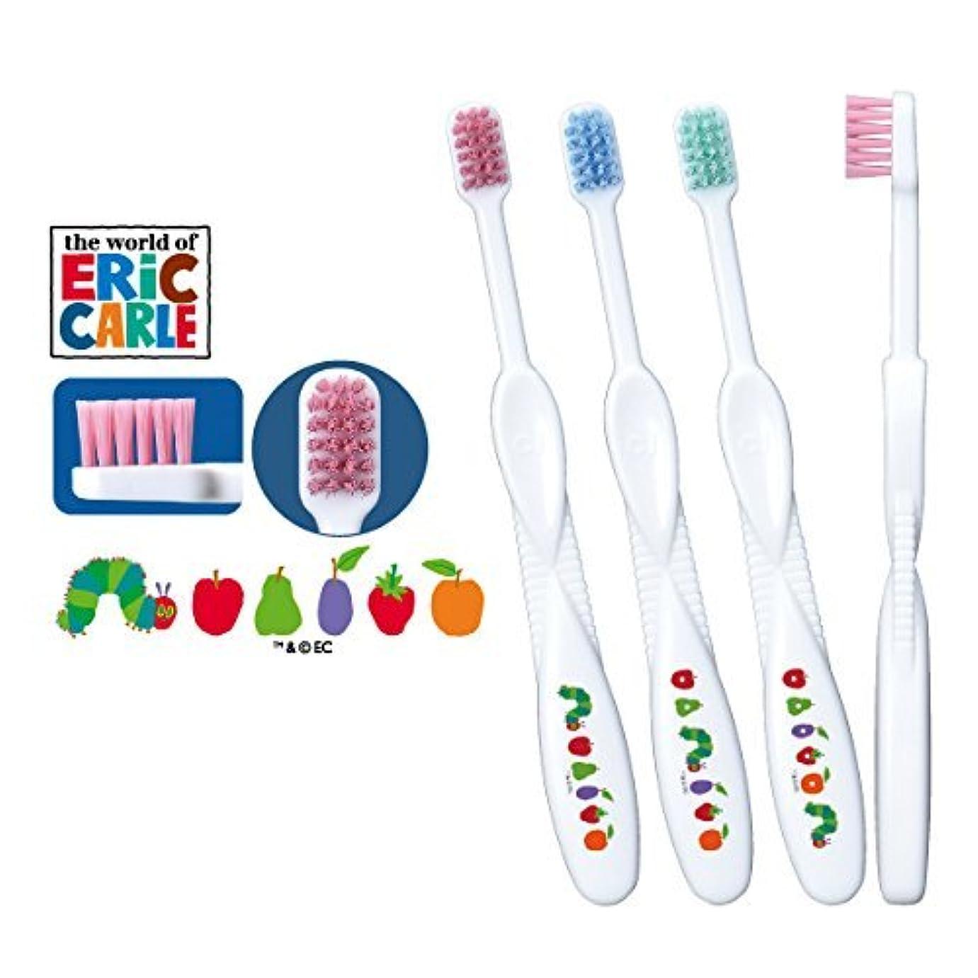 組立できた小さいCiキッズ歯ブラシ エリックカール 1箱(30本)
