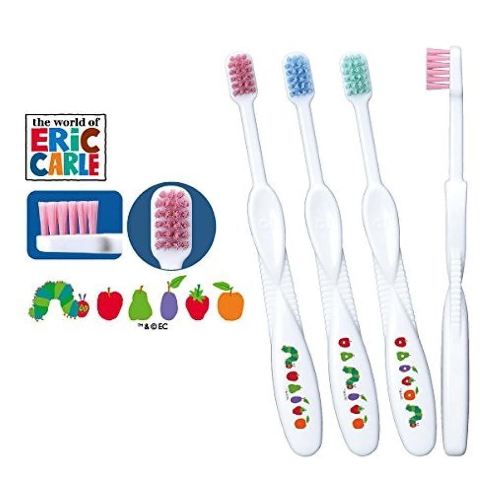 ええ楽しいやるCiキッズ歯ブラシ エリックカール 1箱(30本)