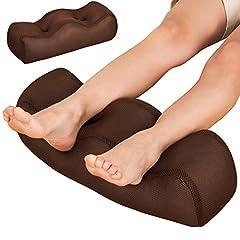 アストロ フットレスト 足枕 足楽 まるごと洗える メッシュ素材 304-21