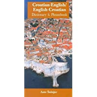 Croatian-English/English-Croatian Dictionary & Phrasebook