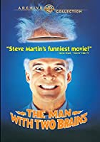 The Man With Two Brains [DVD]