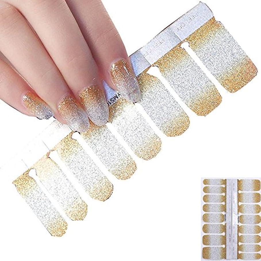 16ピース ネイルシール 貼るだけマニキュア ネイルアート ネイルラップ ネイルアクセサリー女性 爪やすり1本付き レディースプレゼント ギフト 可愛い 人気 おしゃれな上級ネイルシール (YMS1007)