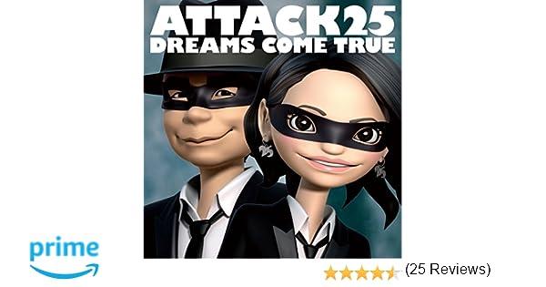 Amazon   ATTACK25 (通常盤)   D...