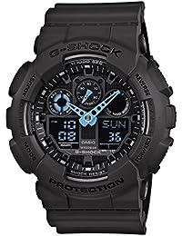 Gショック カシオ G-SHOCK 並行輸入品 CASIO メンズ 腕時計 アナログ GA-100C-8ADR グレー 海外モデル [時計]