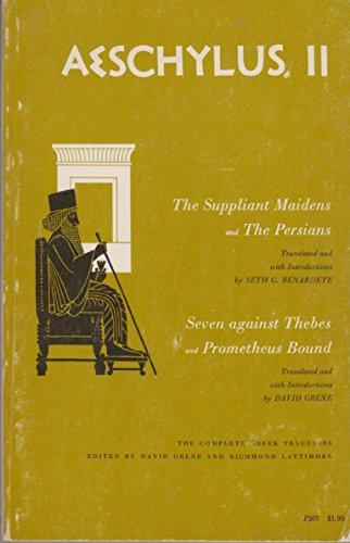 analysis of prometheus bound