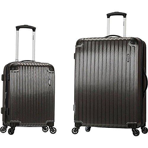 (ロックランドラッゲージ) Rockland Luggage メンズ バッグ キャリーバッグ 28' 2pc Expandable Polycarbonate Spinner Set 並行輸入品